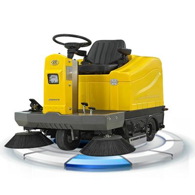 圣美伦 驾驶式电动扫地车SML-S2 除尘能力强,提高清洁效果,适用物流公司、工厂!