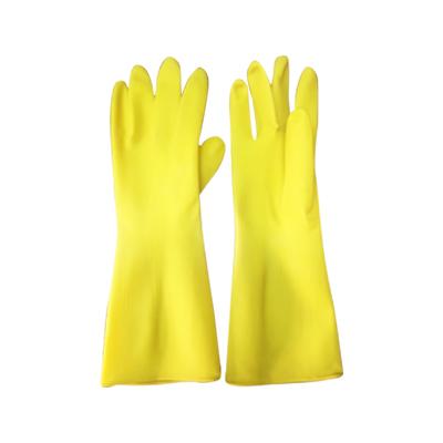 安邦橡胶工业防护手套A4 10副/包 耐腐蚀 韧性高 佩戴舒适 环保无毒