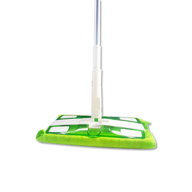 洁满仓平板拖把SX00B1 使用方便 干湿两用 吸水性好 吸附力强 可机洗 不掉毛 适用于酒店 商场 家庭等