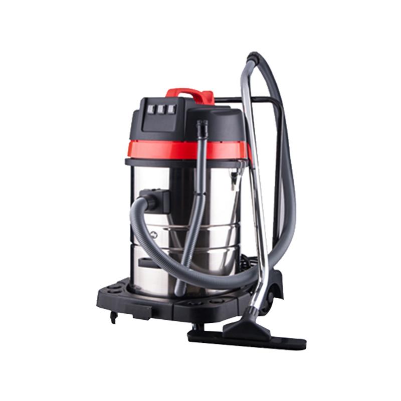 东亿 吸尘吸水机 70L功率3000W商用大型工业用吸尘器大功率车间工厂酒店宾馆地毯加长线长管强力吸尘吸水机